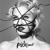 Madonna 9 sept. 2 billets rouge A section 115
