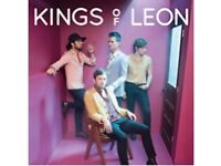 Kings of Leon Sunday 2nd July @ 3 arena Dublin Two Tickets