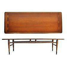 Mid Century Coffee Table EBay - Cheap mid century coffee table