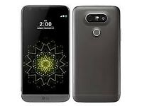 LG G5 Excellent condition TWIN CAMERAS - UNLOCKED with FREE 128gb SD card