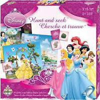 Cherche et trouve Princesses