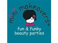 Beauty and Pampering Parties - Mini Makeovers