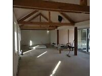 Local Plastering Service - Peterborough, Stamford, Oakham, Grantham, Melton Mowbray and Rutland