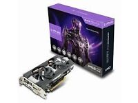 2x Sapphire Radeon R9 270X 2GB Dual-X Boost OC AMD Graphics Cards