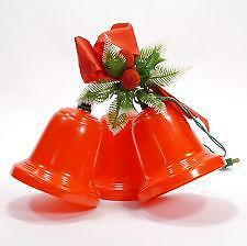 Attractive Vintage Plastic Christmas Decorations
