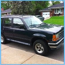 1994 Ford Explorer 6cyl SUV, Crossover