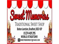 Sweet Memories - Traditional Sweet Shop
