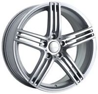 "Core Racing Thrive 17"" Rims"