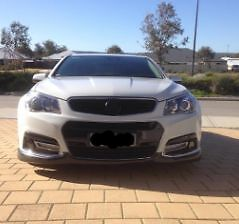 2013 Holden SSV - Redline Ute **12 MONTH WARRANTY** West Perth Perth City Area Preview