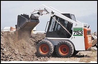 Bobcat hire from $200 per day or $70p/h driver available Sydney Region Preview