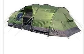 Bargain! Buckingham elite 8 man tent