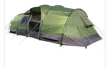 Bargain! Buckingham elite 8 man tent