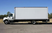 EDMONTON'S FRIENDLY MOVERS! Large truck, 2 strong men, only $75!