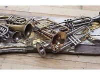 Trumpet player urgently sought for nine piece funk/soul brass band