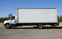 February special 20 ft truck 2 movers $60 an hour