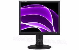 "SMART iiyama 19"" 4:3ratio TFT monitor COMPUTER SCREEN with SPEAKERS"