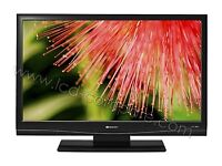SHARP 37 INCH LCD FULL HD TV WITH BUILT IN FREEVIEW*DELIVERY IS POSSIBLE**