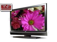 "Excellent/mint 37"" LG 1080p full HD + freeveiw inbuilt TV"