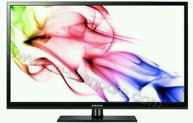"Samsung 50"" plasma tv built in HD freeview USB media player"
