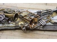Trumpet player needed for funk and soul brass band