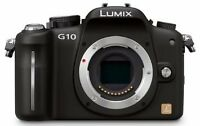 Panasonic Lumix DMC-G10 12-MP (body for Parts)