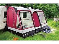 Compactalite Pro 325 Caravan Awning. Main Picture is a libray picture.