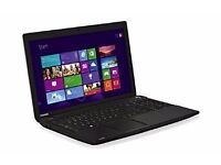 WOW Toshiba Satellite C50D-A-133 laptop as new first 80 cash first come buys