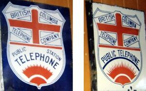 *** WANTED *** - Antique Telephone Signs And Directories