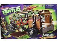 Teenage mutant ninja turtles shellraiser