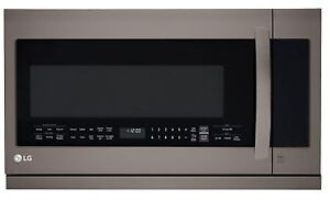 LG microwave - over the range