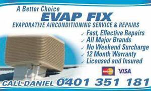 Evap Fix - Evaporative Air Conditioning Repairs Perth Perth City Area Preview