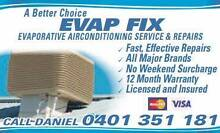 Evap Fix - Evaporative Air Conditioning Repairs Malaga Swan Area Preview