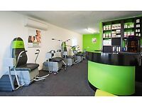 LADIES ONLY TONING & WEIGHT LOSS CENTRE BUSINESS REF 144618