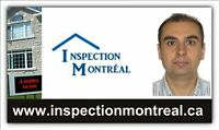 Inspecteur en bâtiment / Membre AIBQ/OIQ / prix compétitif $250