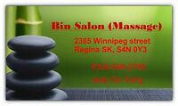 BIN SALON MASSAGE