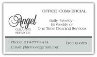 Business and office cleaning services available