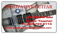 Free private guitar lessons!?