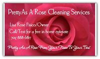 Pretty As A Rose Cleaning Services