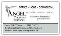 OFFICES - COMMERCIAL - RESIDENTIAL CLEANING SERVICES