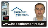 Inspection inspecteur bâtiment / Préachat/ AIBQ / bon prix $250