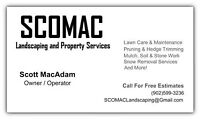 SCOMAC Landscaping and Property Services