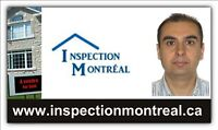 $250 Inspecteur Bâtiment Inspection Préachat membre OIQ-AIBQ