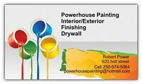 Are you needing your business or house painted?