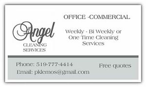Office cleaning services available London Ontario image 1