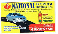 DRIVING LESSONS FOR $25.00/H(Driving School)