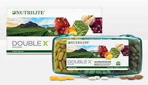 Worlds #1 Selling Ultimate Multivitamin - Nutrilite Double X!