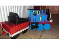 peg perego Ride On Thomas The tank engine NO TRACK