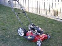 Lawnmower Tune-up & Repairs