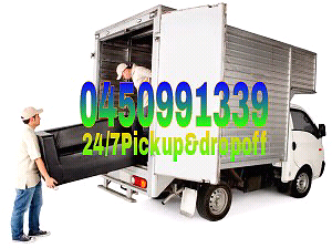 Furniture moving/pick up/disposal Homebush Strathfield Area Preview