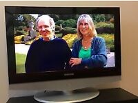 """24"""" Samsung full HD freeview built in"""